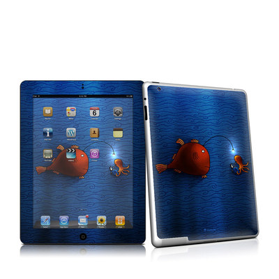 iPad 2 Skin - Angler Fish