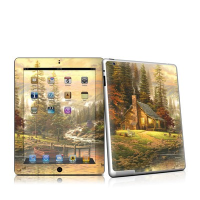 iPad 2 Skin - A Peaceful Retreat