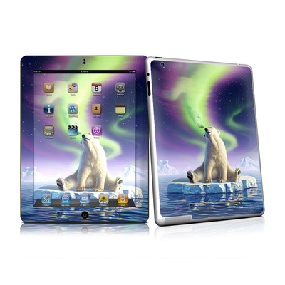 iPad 2 Skin - Arctic Kiss
