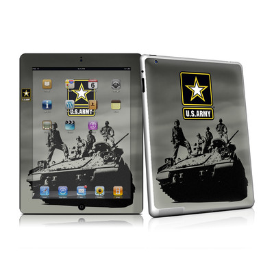 iPad 2 Skin - Army Troop