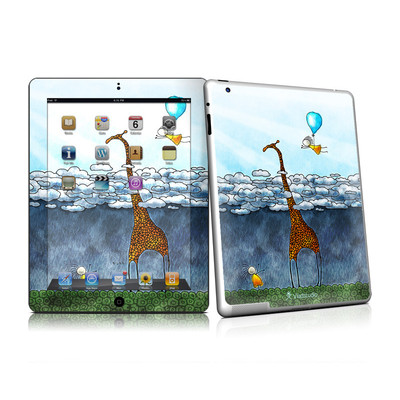 iPad 2 Skin - Above The Clouds