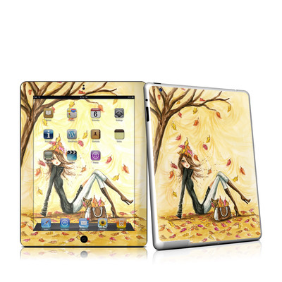 iPad 2 Skin - Autumn Leaves