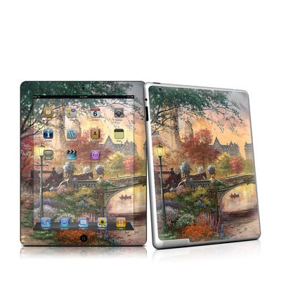 iPad 2 Skin - Autumn in New York