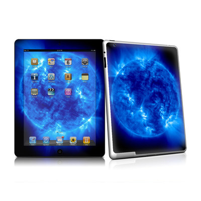 iPad 2 Skin - Blue Giant