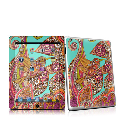 iPad 2 Skin - Bird In Paradise
