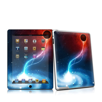 iPad 2 Skin - Black Hole