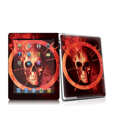 iPad 2 Skin - Blood Ring