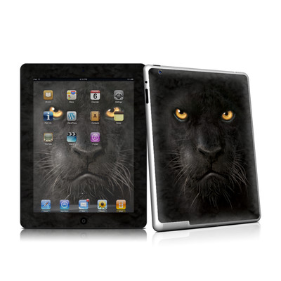 iPad 2 Skin - Black Panther