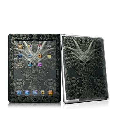 iPad 2 Skin - Black Book