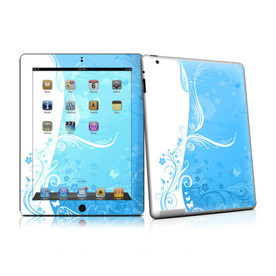 iPad 2 Skin - Blue Crush