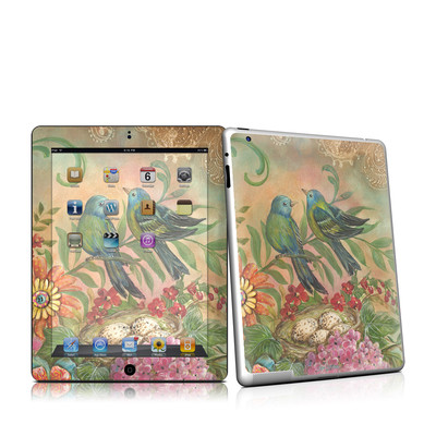 iPad 2 Skin - Splendid Botanical