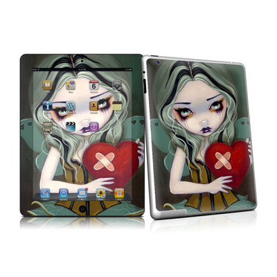 iPad 2 Skin - Broken Heart