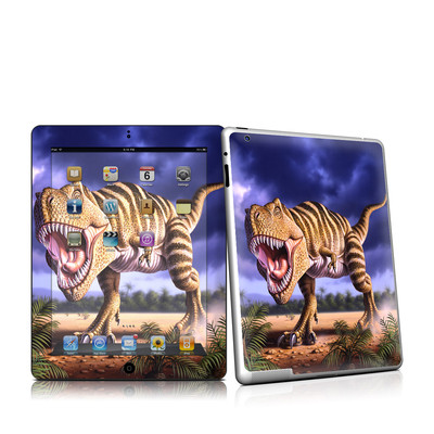 iPad 2 Skin - Brown Rex