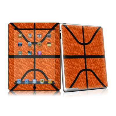 iPad 2 Skin - Basketball