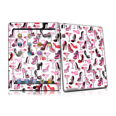 iPad 2 Skin - Burly Q Shoes