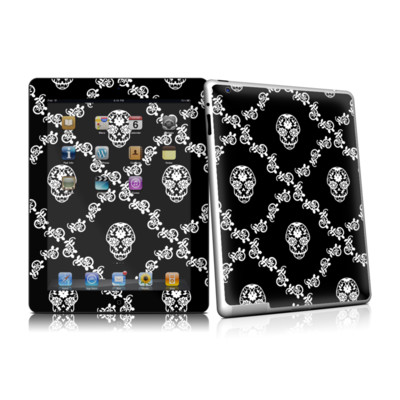 iPad 2 Skin - Calavera Lattice