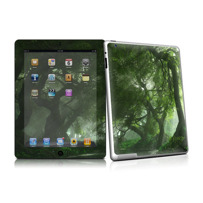 iPad 2 Skin - Canopy Creek Spring
