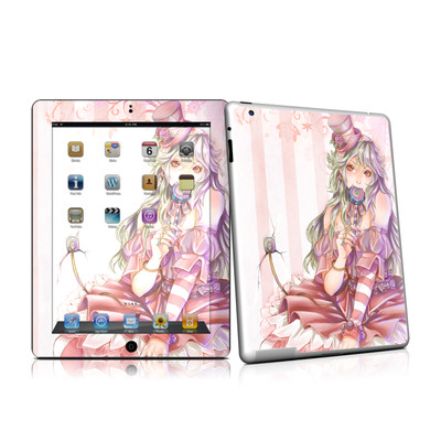 iPad 2 Skin - Candy Girl