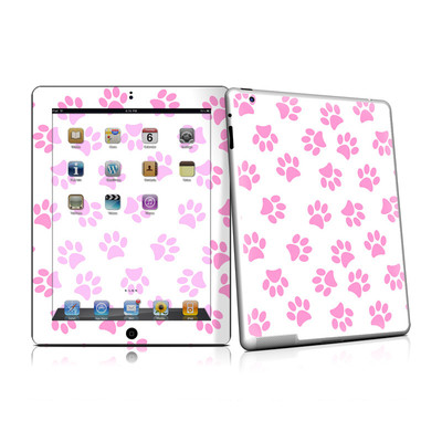 iPad 2 Skin - Cat Paws