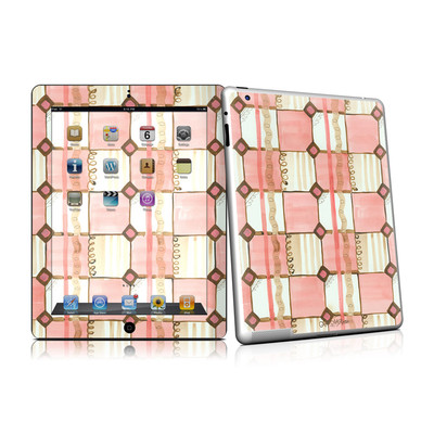 iPad 2 Skin - Chic Check