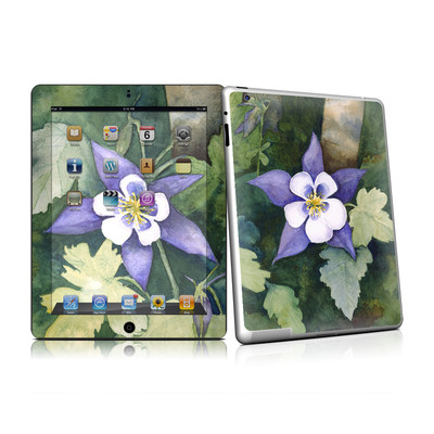 iPad 2 Skin - Colorado Columbines
