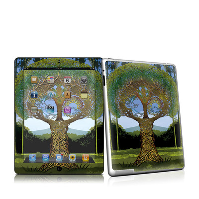 iPad 2 Skin - Celtic Tree
