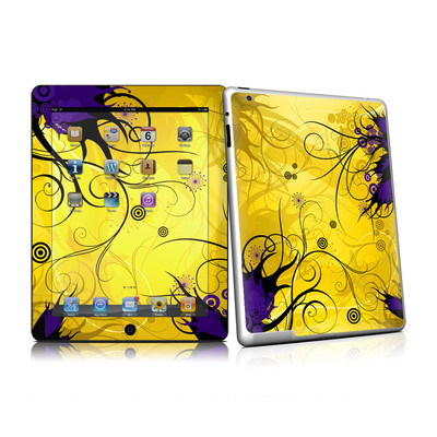 iPad 2 Skin - Chaotic Land