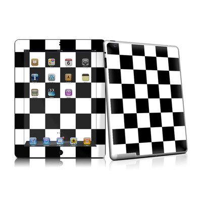 iPad 2 Skin - Checkers