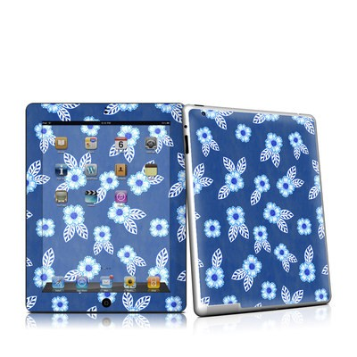 iPad 2 Skin - China Blue