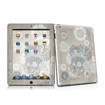 iPad 2 Skin - Christmas In Paris