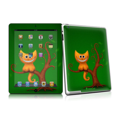iPad 2 Skin - Cheshire Kitten