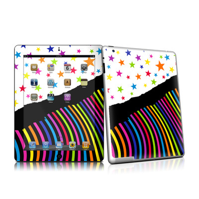 iPad 2 Skin - Color Wave