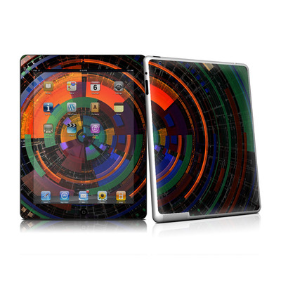 iPad 2 Skin - Color Wheel