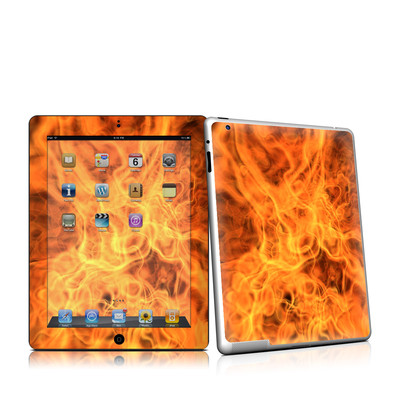 iPad 2 Skin - Combustion