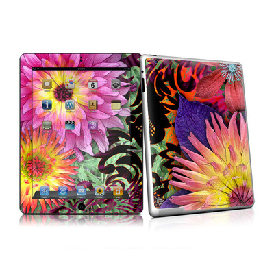 iPad 2 Skin - Cosmic Damask