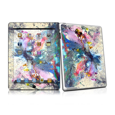 iPad 2 Skin - Cosmic Flower
