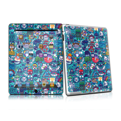 iPad 2 Skin - Cosmic Ray