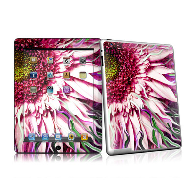 iPad 2 Skin - Crazy Daisy