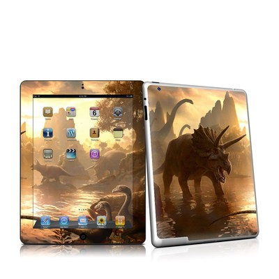 iPad 2 Skin - Cretaceous Sunset