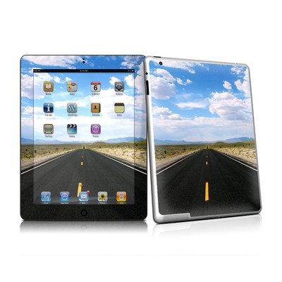 iPad 2 Skin - Cruising