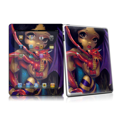 iPad 2 Skin - Darling Dragonling
