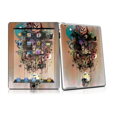 iPad 2 Skin - Doom and Bloom