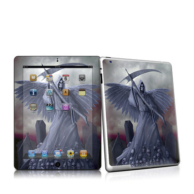 iPad 2 Skin - Death on Hold
