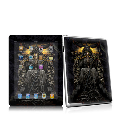 iPad 2 Skin - Death Throne