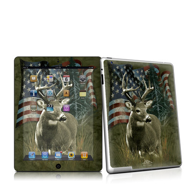 iPad 2 Skin - Deer Flag
