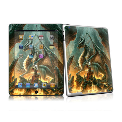iPad 2 Skin - Dragon Mage