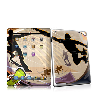 iPad 2 Skin - Dogtown