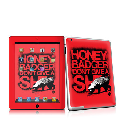 iPad 2 Skin - Don't Give A