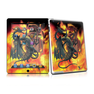 iPad 2 Skin - Dragon Wars