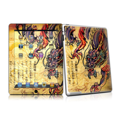 iPad 2 Skin - Dragon Legend